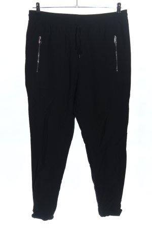 Strenesse Blue Pantalone bloomers nero stile casual