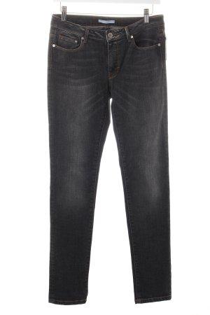 Strenesse Blue Skinny Jeans grau Casual-Look