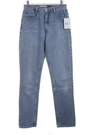 Strenesse Blue Slim Jeans blue mixture fibre
