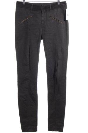 Strenesse Blue Slim Jeans dunkelbraun Casual-Look