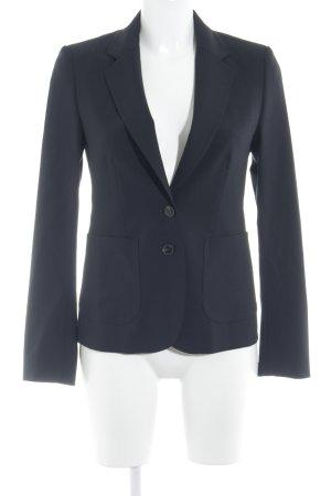 Strenesse Blue Smoking-Blazer schwarz Business-Look