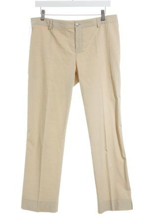 Strenesse Blue Stoffhose beige Casual-Look