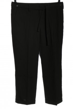 Strenesse Blue Stoffhose schwarz Business-Look
