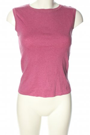 Strenesse Blue Basic Top pink Casual-Look