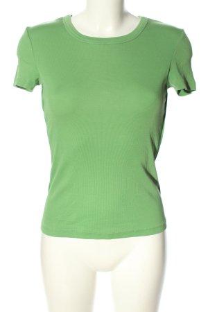 Strenesse Blue T-Shirt grün Casual-Look