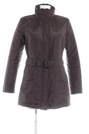 Strenesse Blue Between-Seasons-Coat grey brown casual look