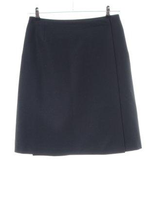Strenesse Blue Falda cruzada negro estilo «business»