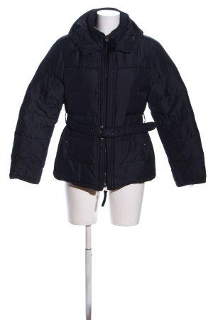 Strenesse Blue Winterjacke schwarz Steppmuster Casual-Look