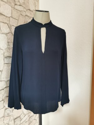 Strenesse Blouse topje donkerblauw