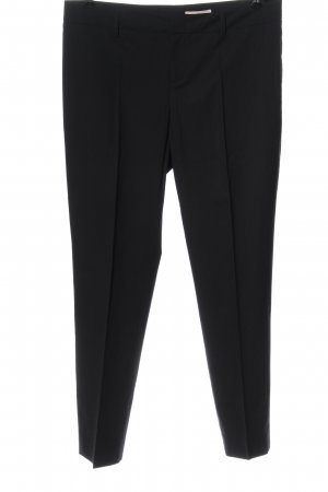 Strenesse Pleated Trousers black business style