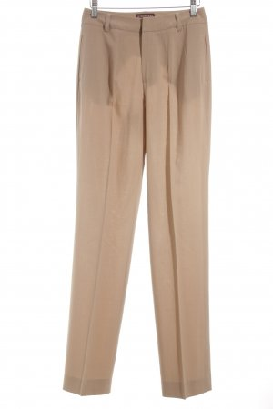 Strenesse Pleated Trousers beige