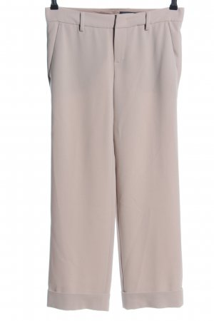 Strenesse Chinohose creme Business-Look