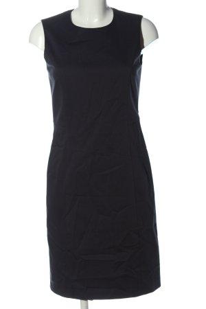 Strenesse Vestido de cóctel negro estilo «business»