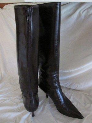 Strenesse edler Stiefel Luxus Leder