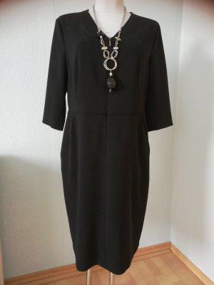 Strenesse Etui Kleid schwarz Gr 44