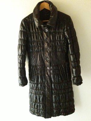 Strenesse Gewatteerde jas zwart