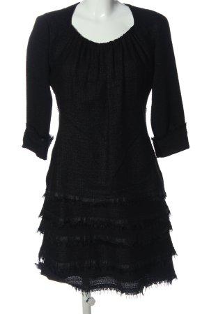 Strenesse Gabriele Strehle A-Linien Kleid schwarz Party-Look