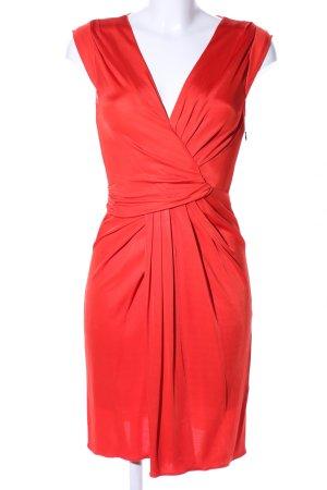 Strenesse Gabriele Strehle A-Linien Kleid rot Elegant