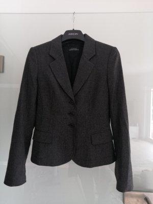 Strenesse Blazer in lana grigio scuro