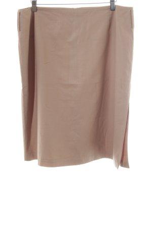 Strenesse Gabriele Strehle Pencil Skirt beige simple style