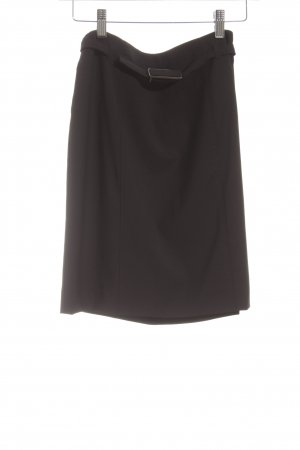 Strenesse Gabriele Strehle Pencil Skirt black classic style