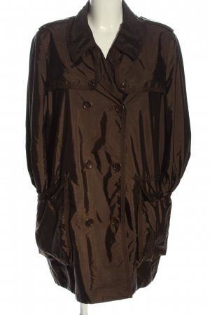 Strenesse Gabriele Strehle Floor-Lenght Coat bronze-colored casual look