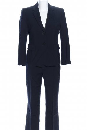 Strenesse Gabriele Strehle Business-Anzug blau Business-Look