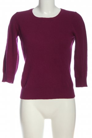 Strenesse Gabriele Strehle Cashmerepullover pink Casual-Look