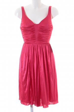 Strenesse Gabriele Strehle Empire Dress magenta elegant
