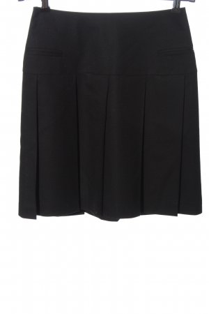Strenesse Gabriele Strehle Flared Skirt black business style