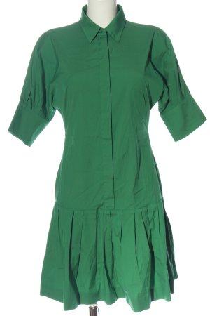 Strenesse Gabriele Strehle Shirtwaist dress green casual look