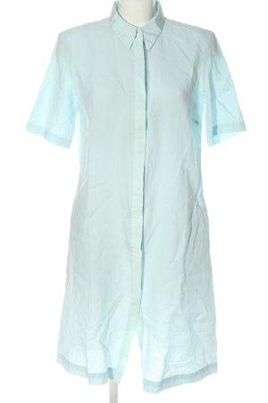 Strenesse Gabriele Strehle Abito blusa camicia turchese stile casual