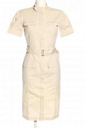 Strenesse Gabriele Strehle Shirtwaist dress natural white casual look