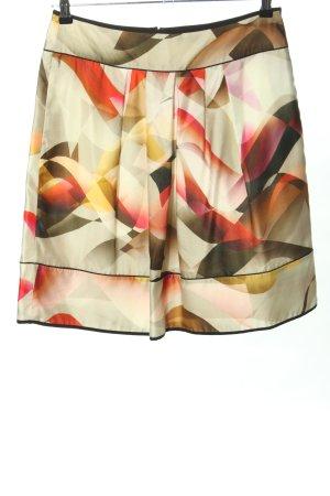 Strenesse Gabriele Strehle Jupe taille haute motif abstrait élégant