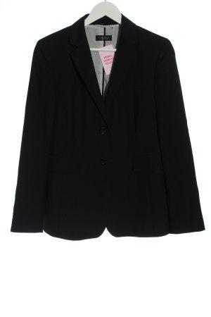 Strenesse Gabriele Strehle Klassischer Blazer black business style