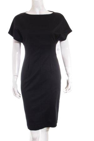 Strenesse Gabriele Strehle Kleid schwarz minimalistischer Stil