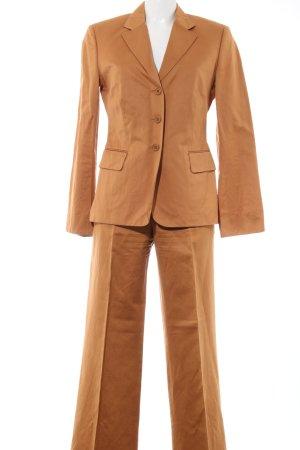 Strenesse Gabriele Strehle Kostüm braun Business-Look