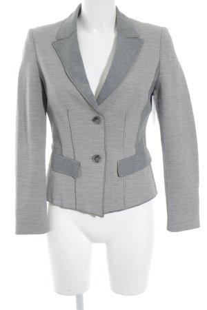 Strenesse Gabriele Strehle Short Blazer light grey-grey casual look