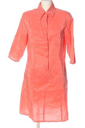 Strenesse Gabriele Strehle Langarmkleid pink Casual-Look