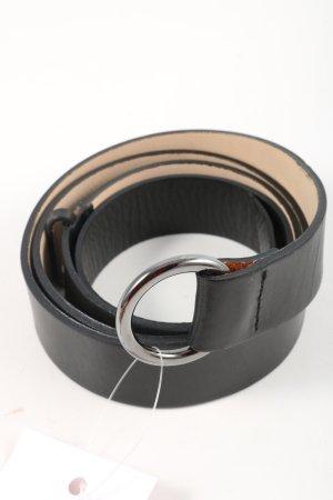 Strenesse Gabriele Strehle Cintura di pelle nero stile casual