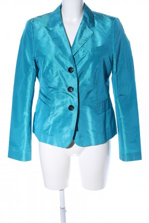 Strenesse Gabriele Strehle Long Blazer blue casual look