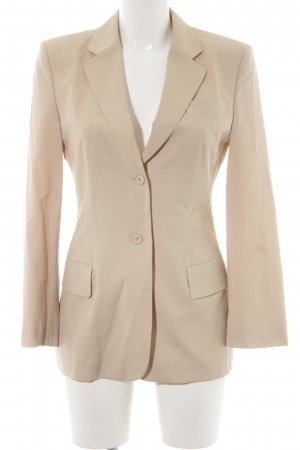Strenesse Gabriele Strehle Long-Blazer creme Business-Look