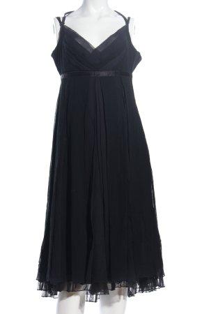 Strenesse Gabriele Strehle Midi-jurk zwart elegant