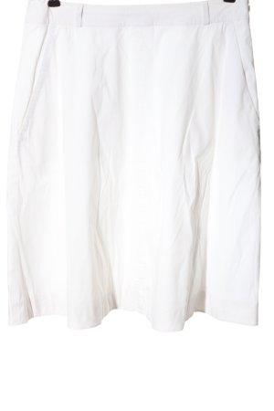 Strenesse Gabriele Strehle Spódnica midi biały W stylu casual