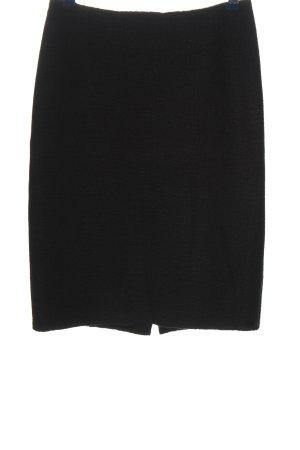 Strenesse Gabriele Strehle Spódnica midi czarny W stylu biznesowym