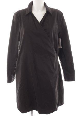 Strenesse Gabriele Strehle Regenjacke schwarz schlichter Stil
