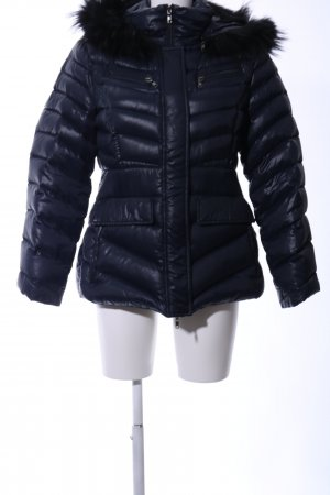 Strenesse Gabriele Strehle Quilted Coat blue casual look