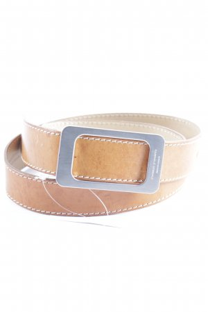 Strenesse Gabriele Strehle Waist Belt dark orange casual look