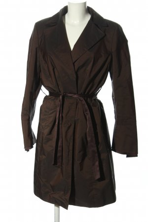 Strenesse Gabriele Strehle Trenchcoat braun Casual-Look