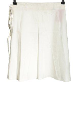 Strenesse Gabriele Strehle Wraparound Skirt white casual look